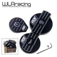 Бак Кепки/бутылка Кепки/масло Кепки для VW CC Golf GTI AUDI SEAT Skoda 2,0 т Scirocco EA888 двигателя алюминиевая защитная Кепка крышка