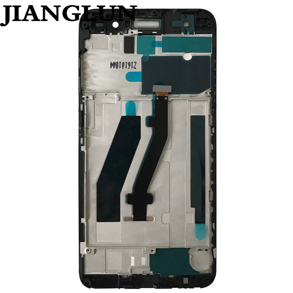 JIANGLUN For ZTE Blade V7 Lite LCD Display Touch Screen Digitizer Assembly Frame in Mobile Phone LCD Screens from Cellphones Telecommunications