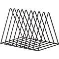 Bücherregal eisen Geometrie Zeitungen und Zeitschriften Lagerung Rack Home Decor Regal|Bücherregale|Möbel -