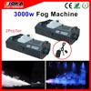 2Pcs Lot 3000W Fog Machine Professional Hazer Smoke Machine For Stage DJ Shows