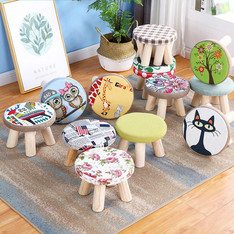 20 Color Small Stool…