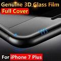 MOFi для iPhone 7 plus стекло закаленное ультра тонкий 0.2 мм 3D полное покрытие iPhone7 плюс протектор экрана супер прозрачное стекло защиты