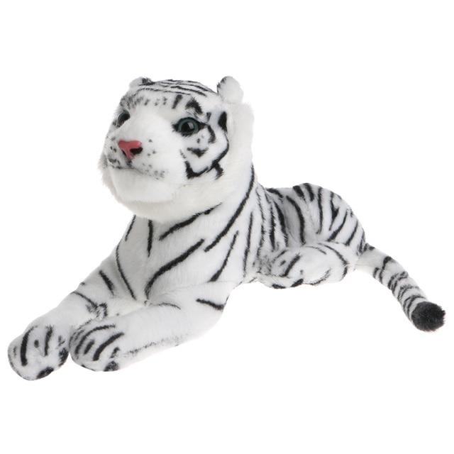 Children Kids Cute Soft Plush Tiger Animal Toys Lovely Stuffed Doll Pillow Gift