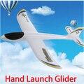 Envío de la alta calidad DIY divertido peso ligero de la espuma avión mano lanzar planeador modelo de avión
