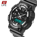 2016 Hot TTLIFE Brand 734 Men Electronic Watches Stopwatch Timing Alarm Clock relogio Shock Resistant Casual Sport Fashion Watch