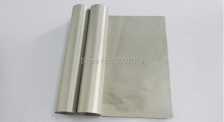 108 cm X 100 cm {Fonte Da Fábrica} Anti radiação eletromagnética bloqueio rfid tecido tecido rf blindagem emi blindagem material