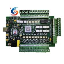 Mach3 CNC Controller Card 3-Axis/4-Axis Motion Controller USB Interface Engraving Machine E CUT Board Upgrade Version
