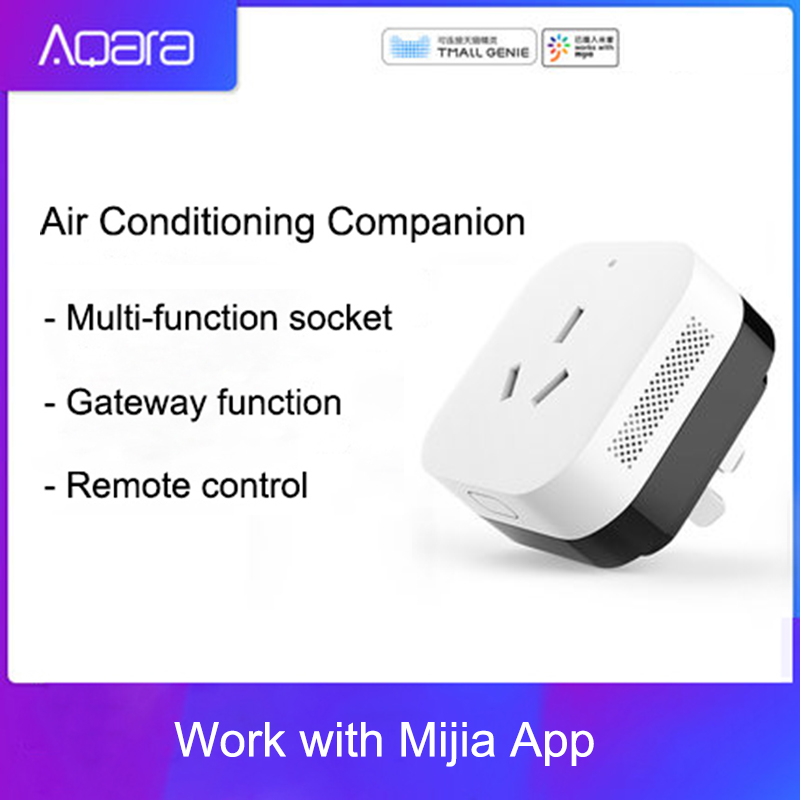 Gateway 3 Aqara Air Conditioning Companion Gateway Illumination Detection Function Work With Mi Smart Home Kits
