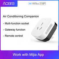 Gateway 3 Aqara Air Conditioning Companion Gateway illumination Detection Function Work With Mi Smart Home Kits