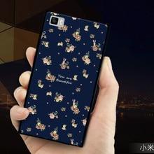 for Xiaomi Mi3 M3 mobile phone case silicone protective cove