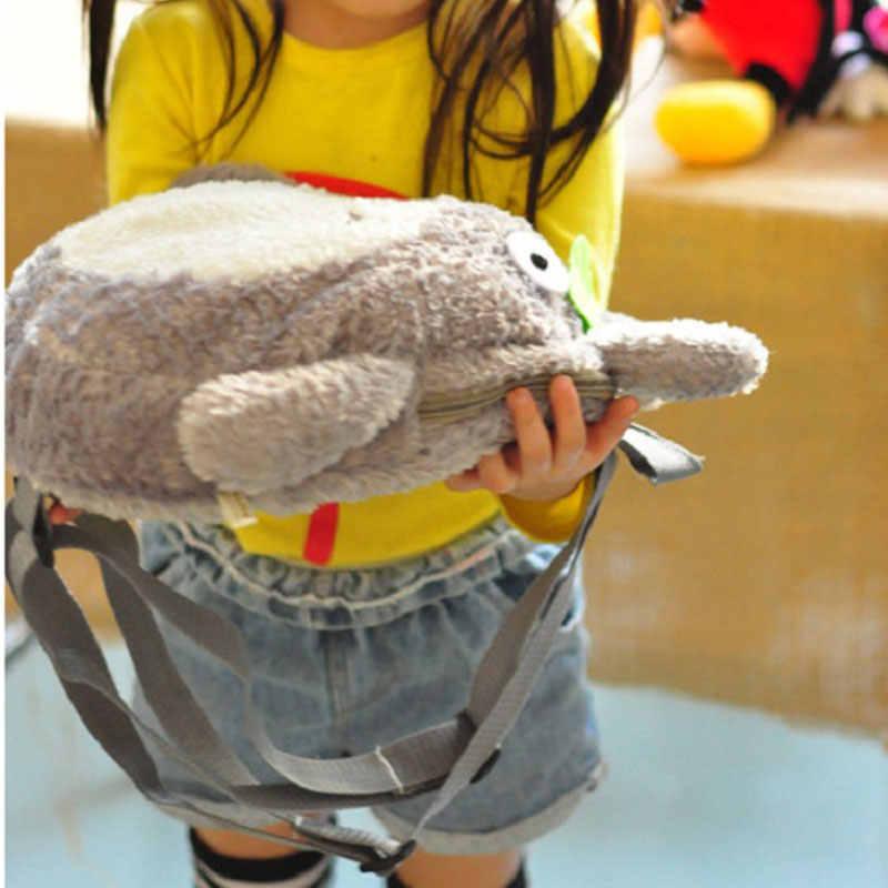 Новинка, 37 см, 33 см, плюшевые игрушки, Сумка с Тоторо, маленький мультяшный рюкзак, набивные животные, Pelucias Hugs, крошечные милые талисманы для мальчиков и девочек, детей