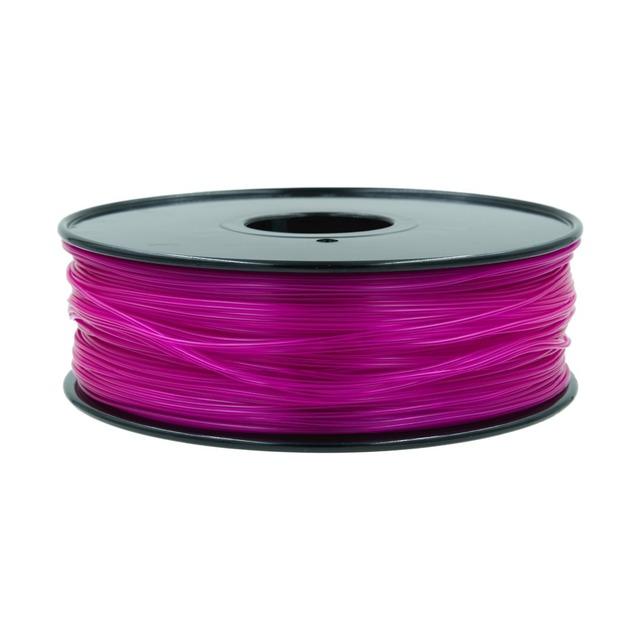 Hot sell PETG filament 1.75mm 1kg/500g good quality plastic filament PETG 3d printing filament high strength 3d printer filament