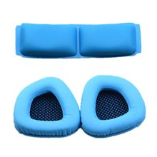 Earpad Ear Pad Earphone Soft Foam Cushion Headband Cover Head Band Replacement for SADES A60 Headphones