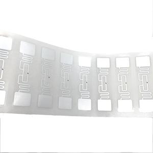 Image 3 - 10pc UHF RFID tag Alien 9662 H3 wet inlay sticker 73mm*20mm UHF antenna used for Vending machine Fast delivery free shipping