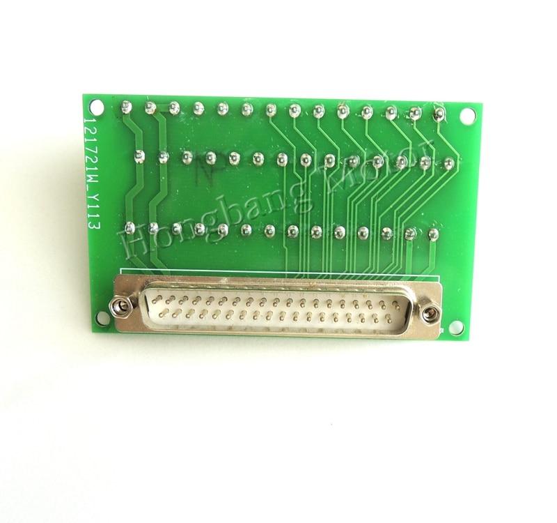 Image 4 - Бесплатная доставка DDCSV2.1 Автономный контроллер Поддержка 4 оси плата контроллера интерфейса гравировальной машины интерфейс ЧПУ Гравировальный фрезерный станок 500 кГц-in ЧПУ контроллер from Инструменты