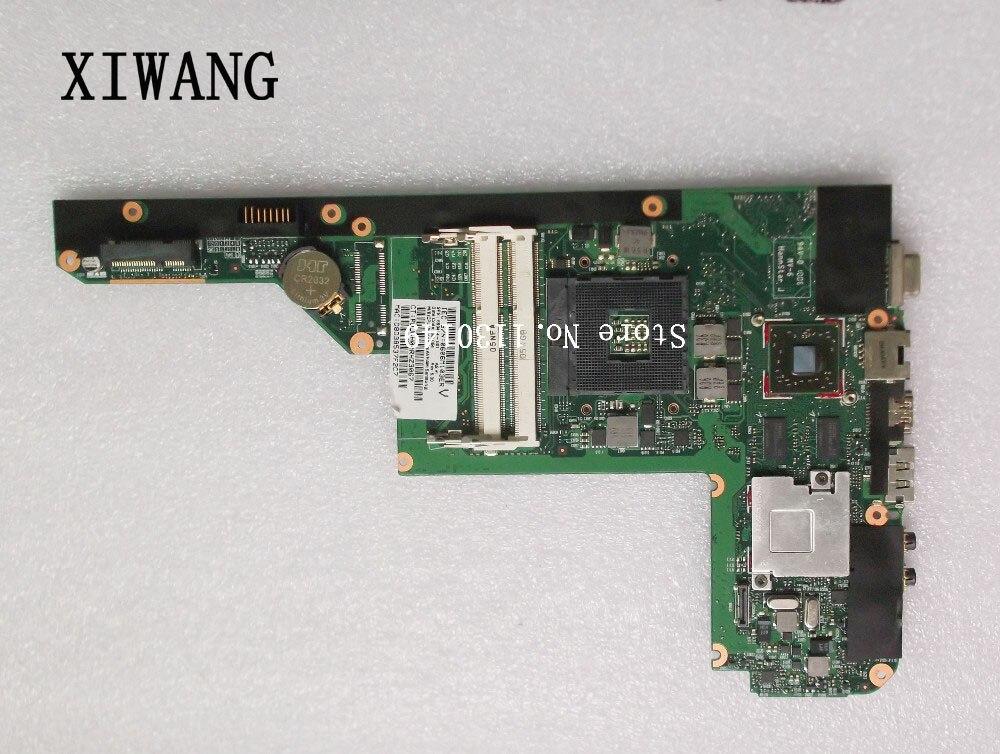 все цены на 599414-001 Free shipping for HP pavilion DV3 DV3-4000 laptop motherboard hm55 chipset HD 5430 Graphics