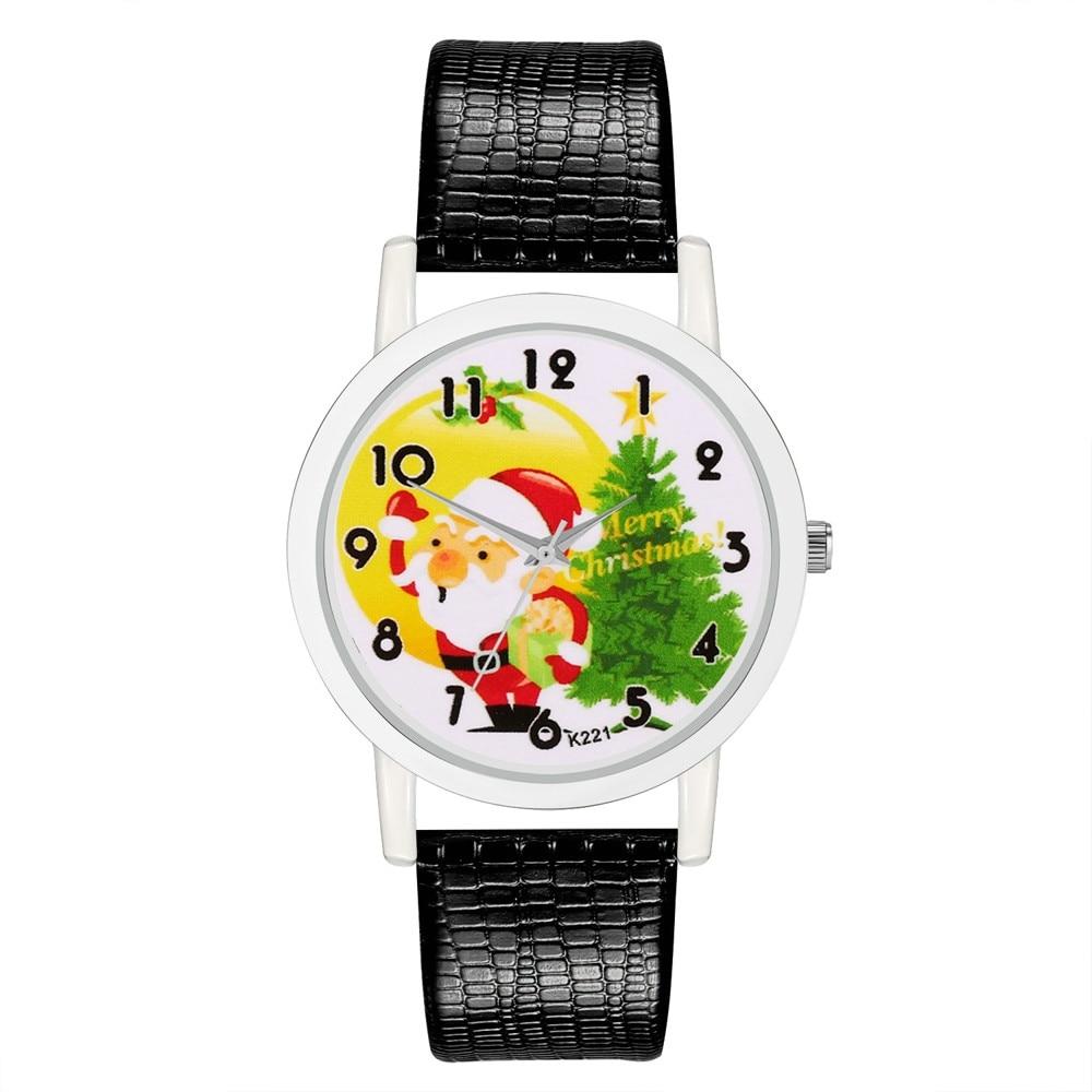 Christmas surprise Gift Women Female Watch Fashion Quartz wristwatches Christmas Gifts Dropshipping Wholesale Clock