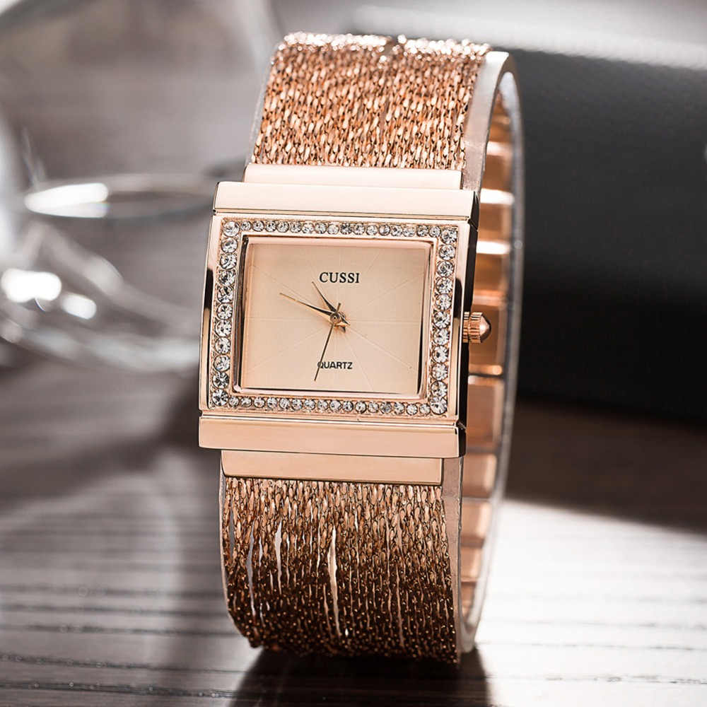 CUSSI ρολόγια χειρός πολυτελείας - Γυναικεία ρολόγια - Φωτογραφία 3