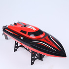 RC Boat 2.4G 35km/h High Speed Racing Yacht Remote Control Ship Mosquito Craft Water Cooled Speedboat Hobby Toy Model For Kids