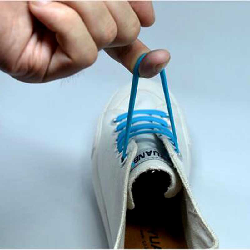 JUP 1-12 Sets(14Root/Set)luminous Night Orange Unisex Fashion Women Sports Men Shoelaces Laces Elastic Silicone Shoe Sneakers