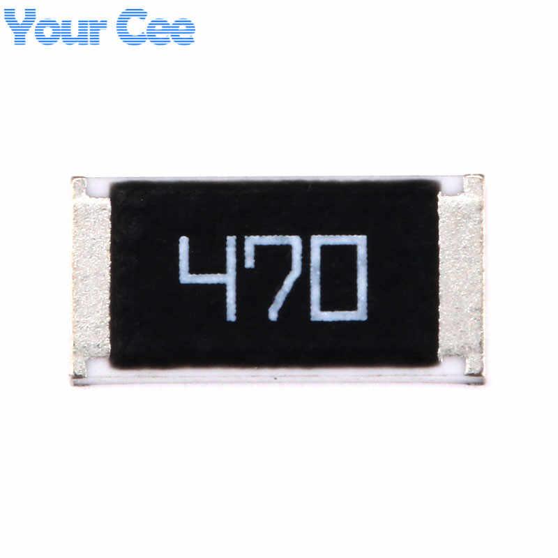 6432 1W 240 Ohm 240R 241 5/% SMD resistors 100PCS 2512