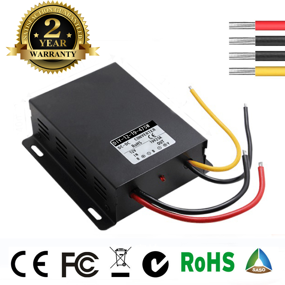 DC 12V (9 V-18 V) Step Up To DC 19V 25A 475W Boost Power Converter Regu lator ModuleDC 12V (9 V-18 V) Step Up To DC 19V 25A 475W Boost Power Converter Regu lator Module