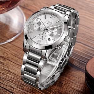 Image 2 - DOM メンズ腕時計トップブランドの高級防水機械式男ビジネスマンリロイ hombre マルカデ lujo 男性 M 812D 7M