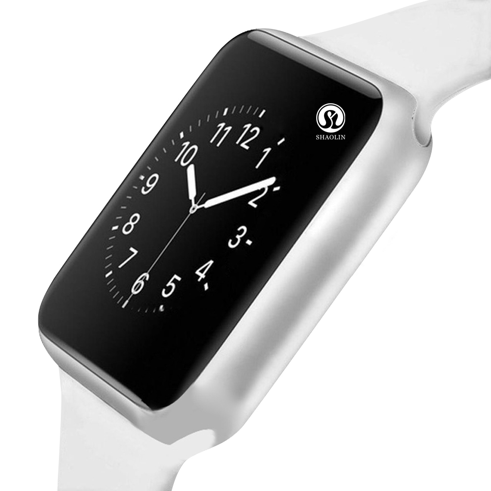 Smart for ios Apple iphone iOS and Android Samsung Bluetooth watch with Heart Rate Blood Pressure 3