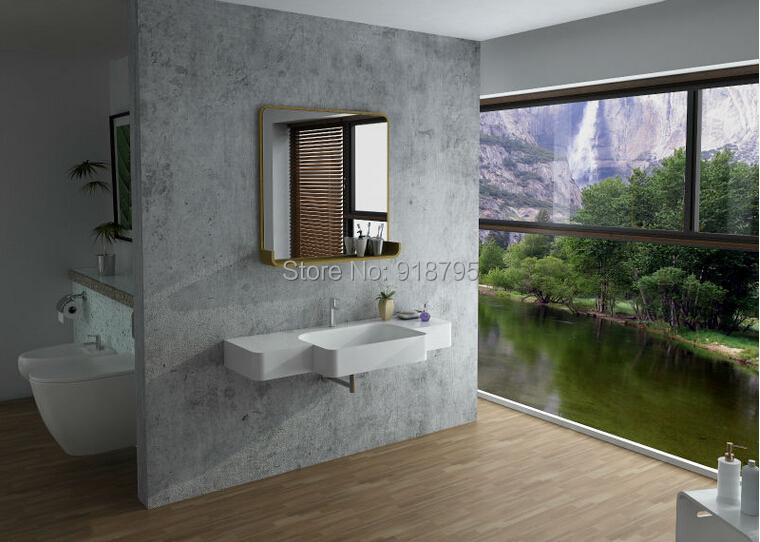 stein waschbecken badezimmer-kaufen billigstein waschbecken, Badezimmer gestaltung