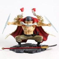 One Piece Whitebeard Edward Newgate Battle Ver. PVC Figure Statue Collectible Model Toy