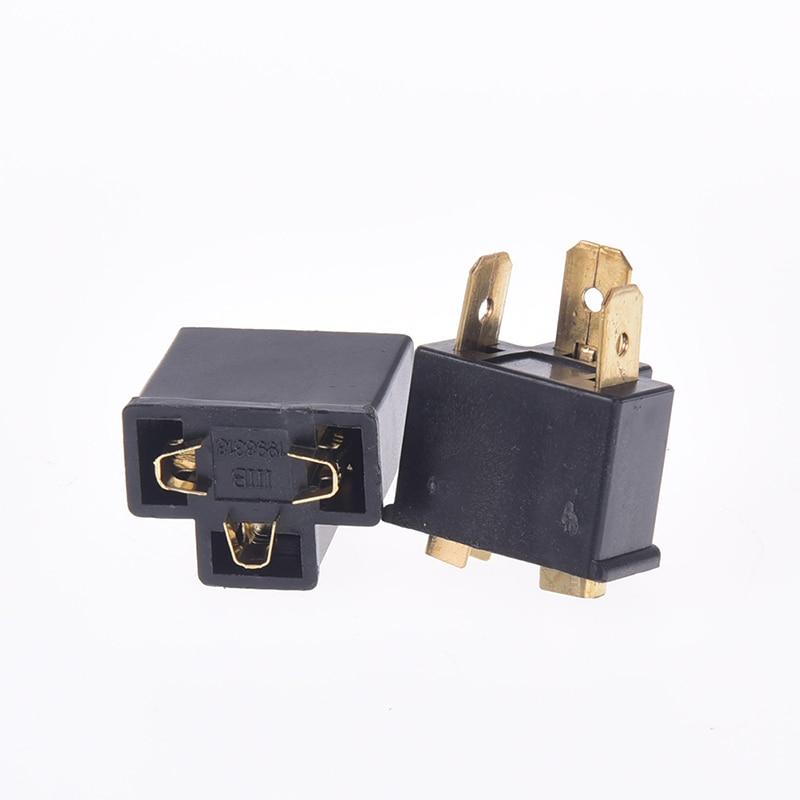 High Quality 3Pin H4 Car Connector Plug H4 Auto Holder Plug 7.8mm Lamp Plug Bulb SocketHigh Quality 3Pin H4 Car Connector Plug H4 Auto Holder Plug 7.8mm Lamp Plug Bulb Socket