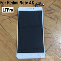 100 Warranty NEW Hongmi Note 4X LCD Display Touch Screen Digitizer Assembly For Xiaomi Redmi Note