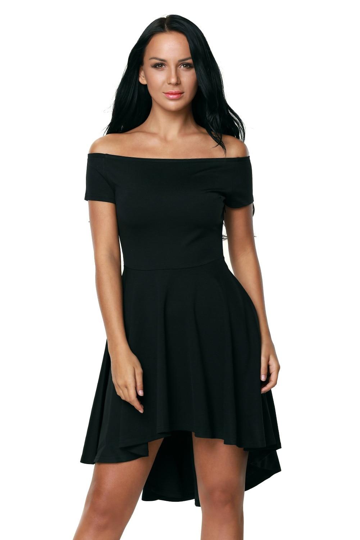 06199a42bd7 Для женщин пикантные длинное летнее платье Вечеринка пляж черный сарафан  vitage Платья для вечеринок