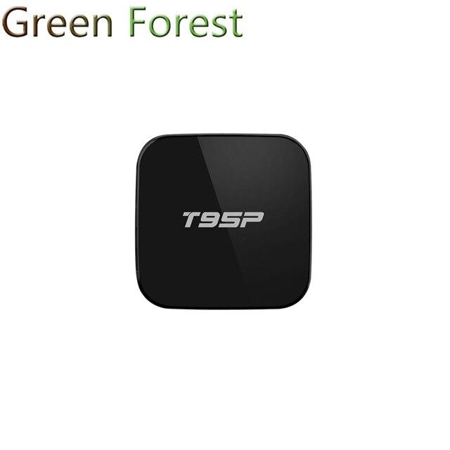 T95P S905X Amlogic Quad Core Android 6.0 TV Box 1G + 8G/2G + 8G Kodi 16.1 Caixa de TV Atualização Online melhor do que o Mini MX plus Set Top Box