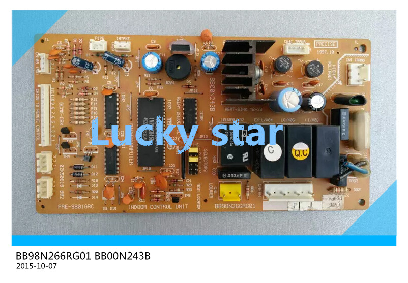 ФОТО 95% new for Air conditioning computer board circuit board BB98N266RG01 BB00N243B board good working