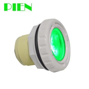 Luces subacuáticas para estanque, Spa, led para piscina, RGB, 9W, IP68, impermeables para delinear, piscina de hormigón, jacuzzi, lámpara de fuente de 12V, envío gratis