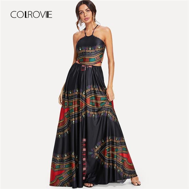 Summer Women Maxi Dresses
