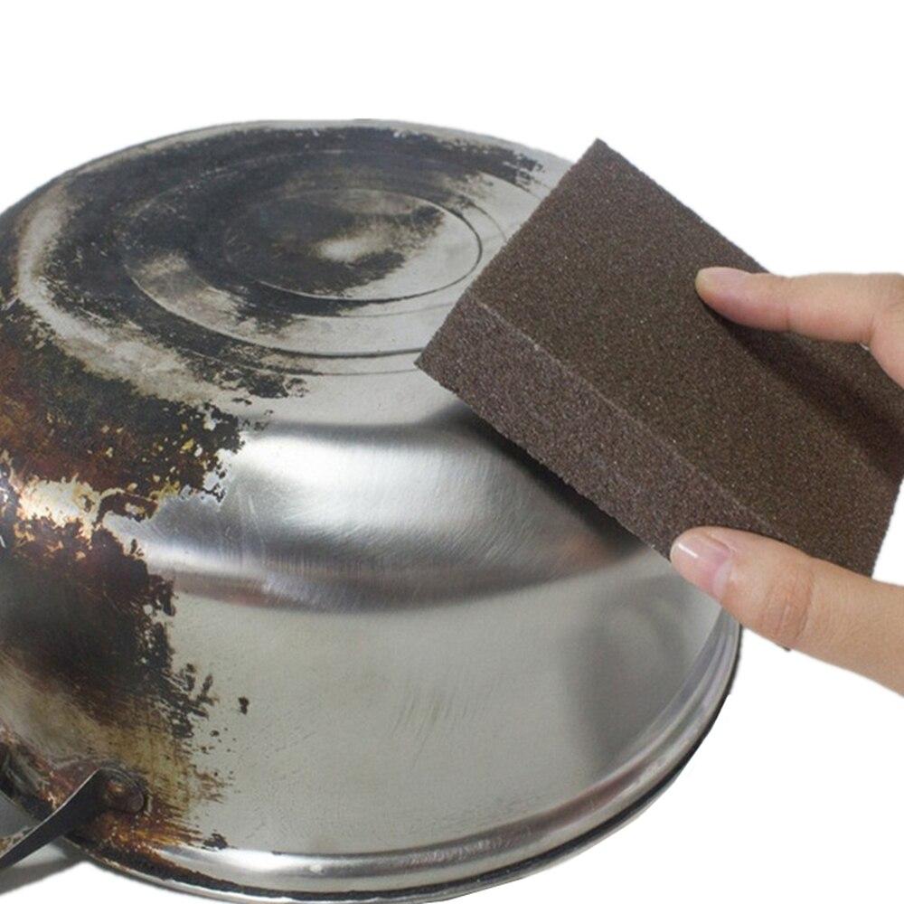 HáBil Emery Esponja Cocina Plumero Limpia Casa Limpia De Plato, Limpieza Esponja Melamina Nano Descalcificación Frotar Pote Del Cepillo