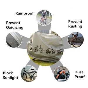 Image 5 - Capa protetora para raios uv para bicicletas, equipamento de proteção à prova d água, poeira, sol, chuva, mountain bike, motocicleta, mountain bike