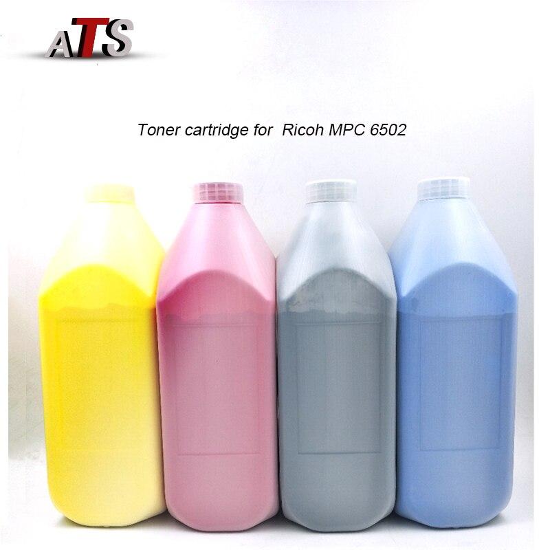 1 PCS Toner Cartridge for Ricoh MPC 6502 Photocopy machine Copier Spare Parts Compatible With Toner