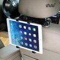 Uhuru asiento trasero del coche reposacabezas soporte ajustable con 360 grados de rotación ajustable viajes kit de coche para el ipad tablet resistente al deslizamiento