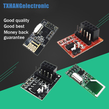 For Arduino NRF24L01+ 2.4GHz Wireless RF Transceiver Adapter Module Board стоимость