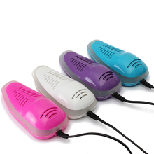 High Quality UV Light Portable Shoe Dryer 220V Bake Shoes Dryer Machine Deodorant Sterilization Winter Boot Shoe Heater Warmer