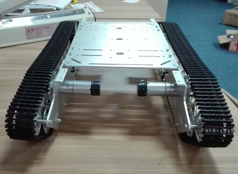 Car Tractor Metal Robot