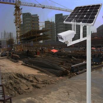 30W Solar Panel IP Camera 1080P HD Wireless Wifi Security Camera Outdoor 3G/4G SIM Solar Powered CCTV Surveillance With 16GB 6
