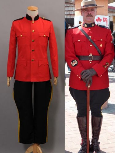 Online Buy Wholesale mountie costume from China mountie