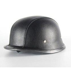 New arrive wwii style retro motorcycle helmets half face moto motocicleta capacete casco casque .jpg 250x250