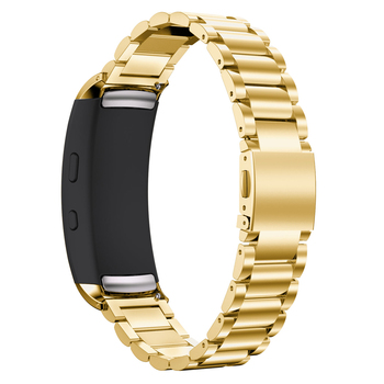Stainless Steel Bracelet Watch Band Strap For Samsung Gear Fit 2 SM-R360 Smartwatch Replacement Wristband For Samsung Gear Fit2