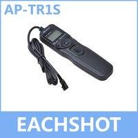 Aputure AP-TR1S, цифровой ЖК-дисплей времени удаленный 1 s AP tr1s для Sony A450 A55 A33 A500 A450 A550 A850 A900 A350 A300 a200 A700 A100