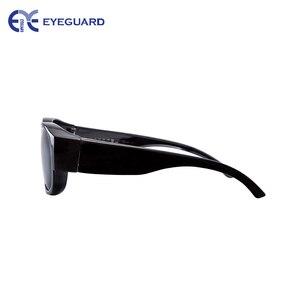 Image 5 - EYEGUARD Lady Fashion Fit Over Sunglasses Oval Rectangular Polarized Glasses Women